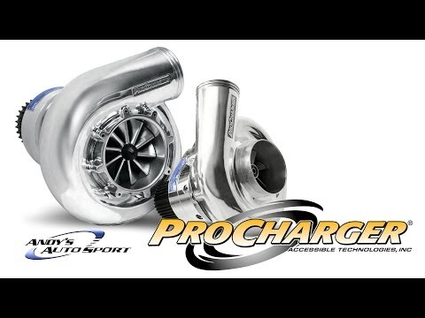 Procharger Manufacturer Spotlight - Presented by Andy's Auto Sport