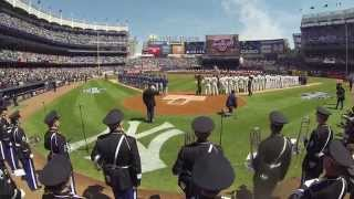 Star-Spangled Banner - New York Yankees Opening Day 2015