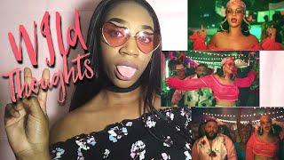 DJ Khaled- Wild Thoughts Ft Rihanna, Bryson Tiller Reaction Video