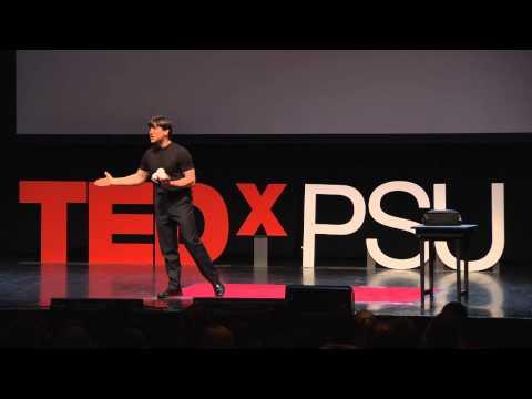tedxpsu off balance on purpose by dan thurmon amazing presentation