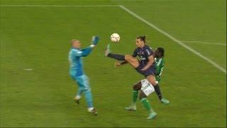 Paris Saint-Germain AS Saint-Etienne (1-2) Le Résumé