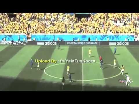 Colombia Vs Greece 3 0 Κολομβία   Ελλάδα All Goals & Highlights 14 06 2014 HD 1