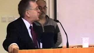 Открытие конференции и пленарное заседание