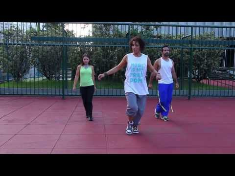Dance with Gi - Ellie Goulding - Burn - using mobile? go to: gisellekhoury.zumba.com