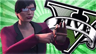 GTA 5 Funny Moments: BUSINESS DLC FUN! ( GTA V Online Gameplay )