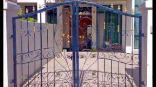 Singapore Wrought Iron Gates, Windows, Fencings, Railings