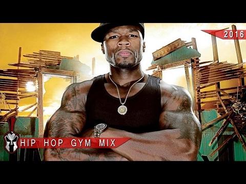 Hip Hop Workout Music Mixtape 2016 / Training & Motivation Gym Music #2