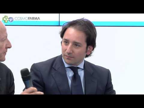 Cosmofarma 2013 Intervista ad Alberto Frescura, responsabile farmacia e cosmetica e a 2 aziende