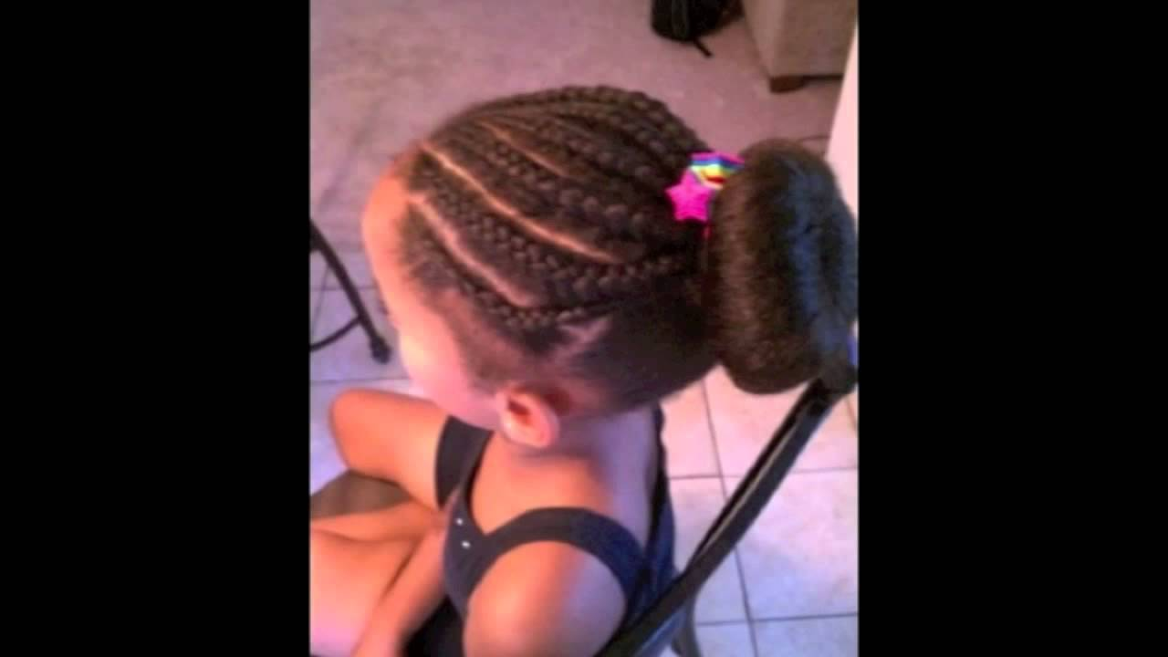 Mixed Chicks Children39;s Hairstyles  Part 2  YouTube