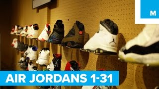 The Evolution of the Air Jordan, 1-31