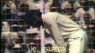 *RARE* INDIA V ENGLAND SEMI FINAL 1987 WORLD CUP