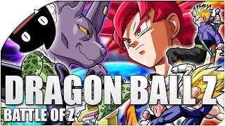 Dragon Ball Z Battle Of Z El Peor Juego De Dragon Ball