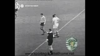 Sporting - 1 x MTK Budapeste - 0 de 1963/1964 Finalíssima da Taça das Taças