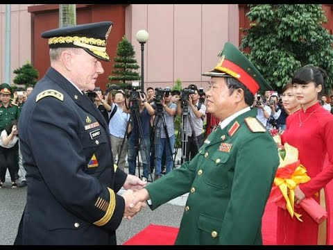Việt-Mỹ gia tăng quan hệ quốc phòng