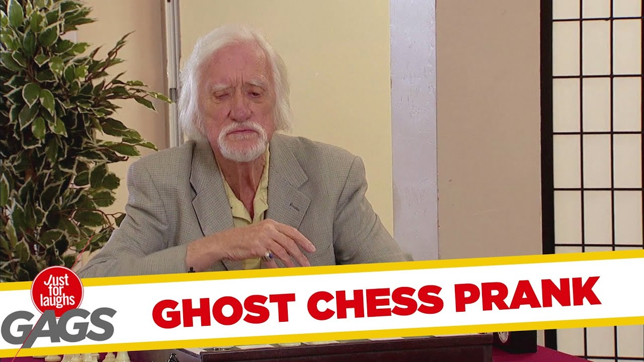Ghost Chess Player - Double Prank