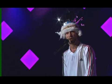 "Jamiroquai  ""Use The Force"" Live At Montreux"" 2003"