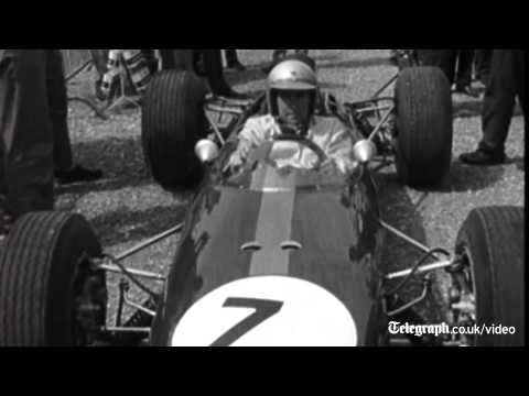 Sir Jack Brabham dies: triple F1 world champion 'truly one of the greats'