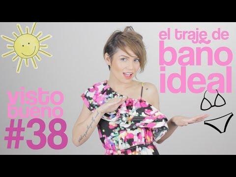 Trajes de baño ideal para tu tipo de cuerpo - Perfect swimsuit for your body type - Visto Bueno #38