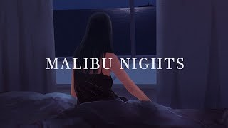 LANY ~ Malibu Nights (Lyrics)