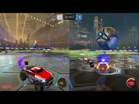 Rocket League: Master Parking Skills!