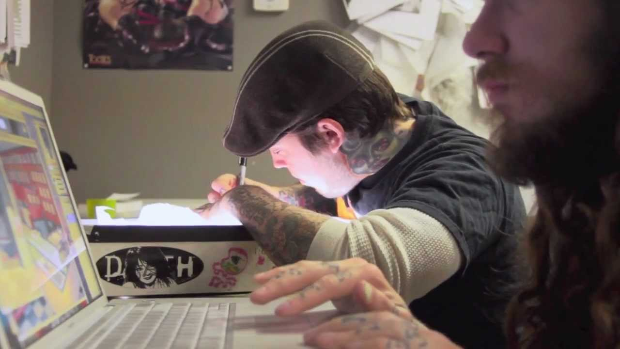 Royal street tattoo live free youtube for Tattoo shops in mobile al