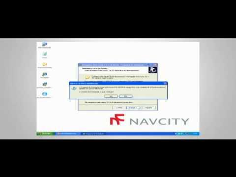 Como atualizar seu GPS NavCity