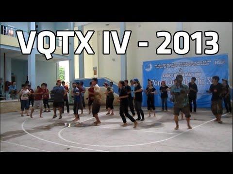 VQTX lần IV - 2013 [nhảy dân vũ - nhà thiếu nhi Long Khánh]