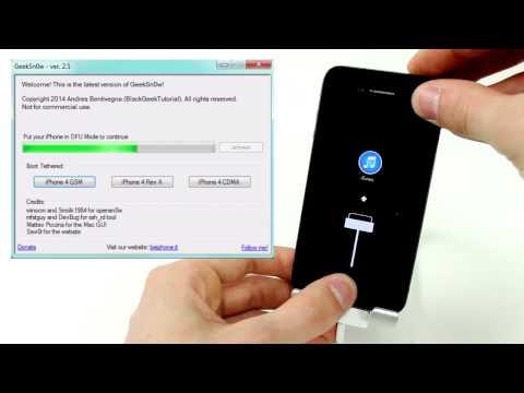 Hướng dẫn jailbreak iOS 7 1 cho iPhone 4 http://dienthoaisimso.vn