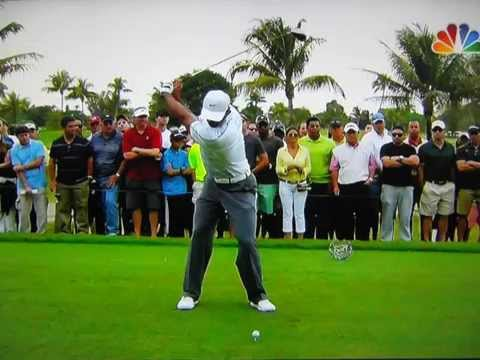 Tiger Woods - Driver Ultra Slow Motion (March 7, 2013)