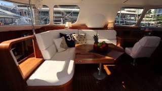 Antares 44i Liveaboard Catamaran Tour