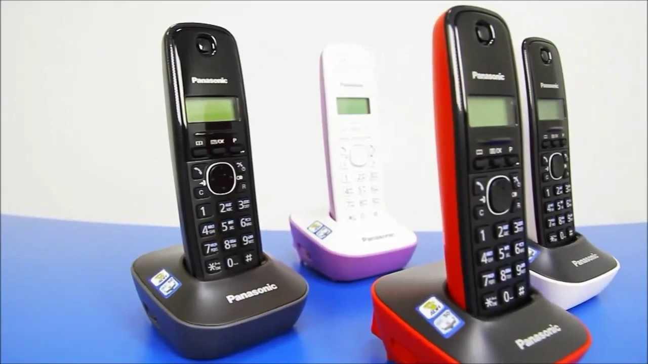 Радиотелефон panasonic kx tca115ru инструкция
