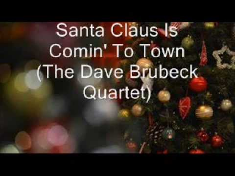 Quartet Jazz Christmas