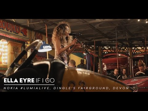 Ella Eyre - If I Go (Live Stripped Back Version)