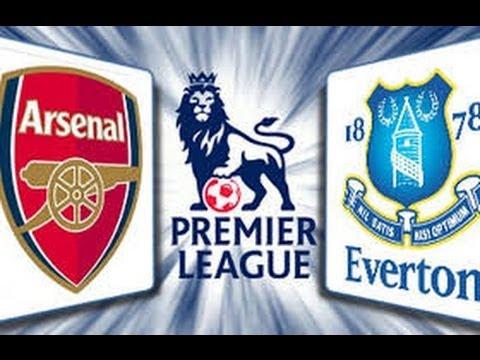 Arsenl vs Everton - 4 1 Highlights + All Goals 8/3/2014 HD 720p