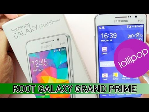 Root Samsung Galaxy Grand Prime SM-G531H - Lollipop 5.1