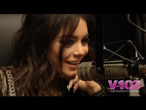 The RCMS: Vanessa Hudgens Talks Real Life Preparation For Intense 'Gimme Shelter' Role