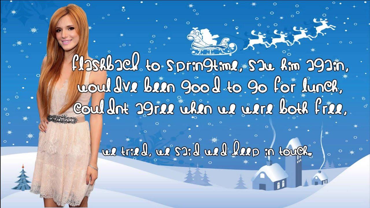 Lyrics for christmas wrapping