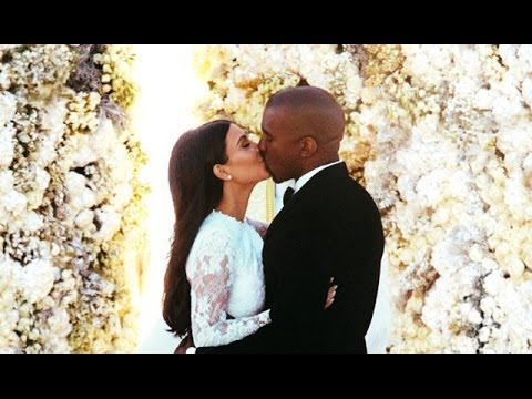 Kim Kardashian Kanye West Wedding Feud