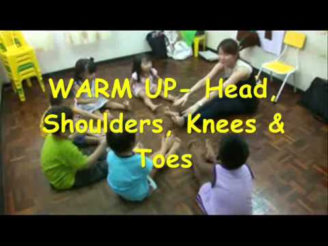 English Speech, Drama & Brain Development Children's Enrichment Programmes Video 2