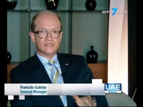 UAE Weekly- Interview Featuring Francois Galoisy, General Manager, Radisson Blu Media City