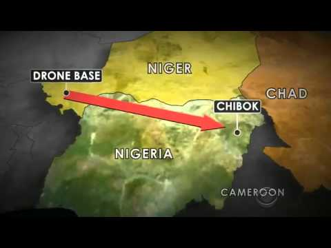 US sends 80 troops in search for abducted Nigerian girls