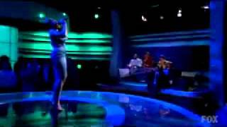 Fantasia Barrino Singing I'm Here On American Idol Season