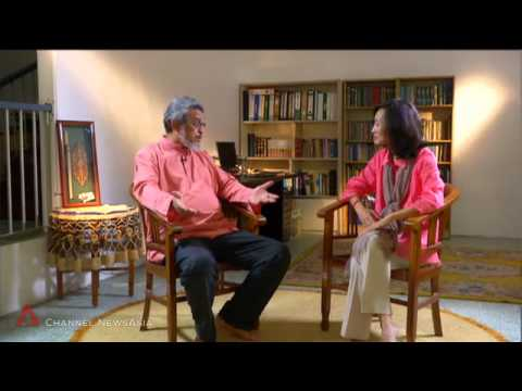 Conversation With Khalid Abdul Samad Channel NewsAsia