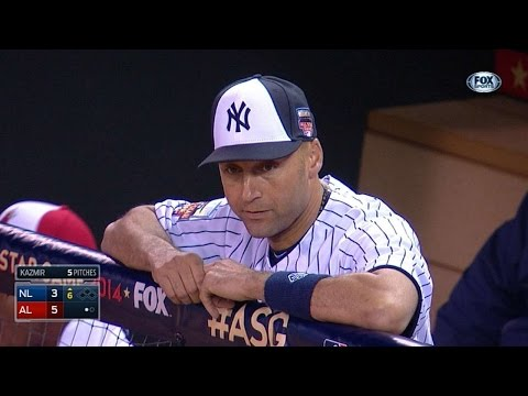 2014 ASG: Jeter on his career, final All-Star Game