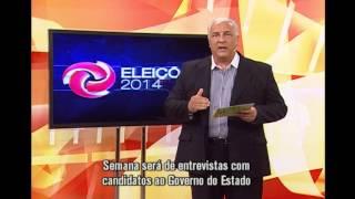 TV Verdade entrevista Cleide Don�ria, candidata ao governo de Minas