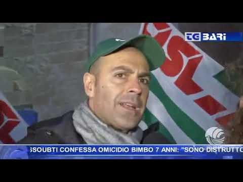 TG TELEBARI intervista al Seg. gen. Boccuzzi