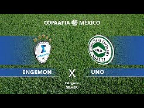 Copa AFIA México 2017 - ENGEMON X UNO - SILVER - 12/11/2017