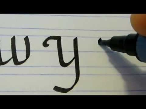 Online Calligraphy Lessons Learn Calligraphy Online