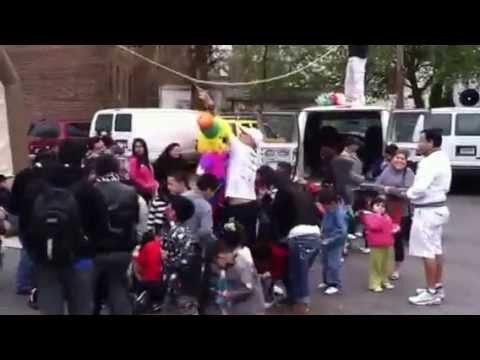 El día de los niños en Passaic, NJ USA