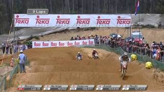 Ken Roczen Vs. Jeffrey Herlings Agueda Portugal 12/6/11